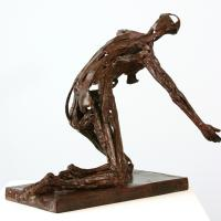 The Providence  2004 Bronze, unique piece - Height : 9,84 in