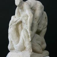 Composition  1989 Stone - Height : 15,74 in
