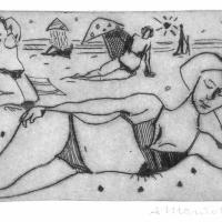 The beach I 2007